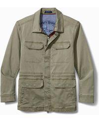 Tommy Bahama Boracay Field Jacket - Green