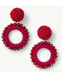 Tommy Bahama - Bay Beaded Earrings - Lyst