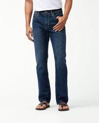 Tommy Bahama Big & Tall New Cayman Island Jeans - Blue