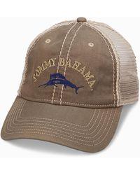 Tommy Bahama Breezer Marlin Mesh Cap - Green