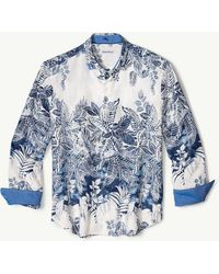 Tommy Bahama - Big & Tall Mariachi Mirage Linen Shirt - Lyst