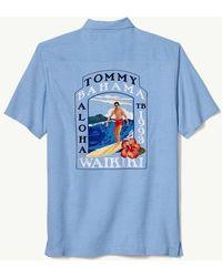 Tommy Bahama - Aloha Waikiki Camp Shirt - Lyst