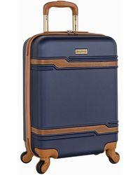 Tommy Bahama Sambuca Hardside 19.5-inch Suitcase - Blue