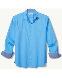 Tommy Bahama - Oasis Twill Long-sleeve Stretch Shirt - Lyst