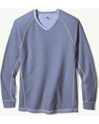Tommy Bahama - Big & Tall Boardwalk Reversible Sweatshirt - Lyst