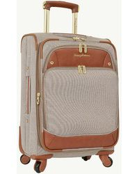 Tommy Bahama | Boracay 21-inch Expandable Spinner Lurex Carry-on Suitcase | Lyst