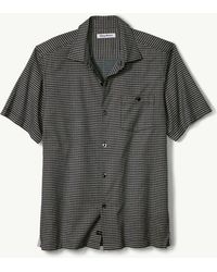 Tommy Bahama - Check-in The Tropics Camp Shirt - Lyst