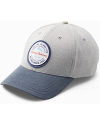 Tommy Bahama Stamp Of Approval Cap - Gray