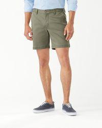 Tommy Bahama Boracay 8-inch Chino Shorts - Green