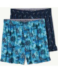 Tommy Bahama - Coconut Island Knit Boxer Set - Lyst