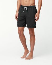 Tommy Bahama - Big & Tall Naples Coast Swim Trunks - Lyst