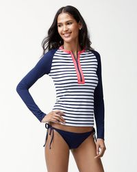 Tommy Bahama - Channel Surfing Long-sleeve Rash Guard - Lyst