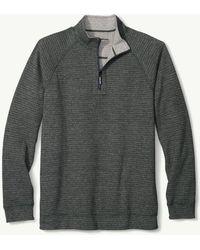 Tommy Bahama - Big & Tall On The Double Reversible Half-zip Sweatshirt - Lyst