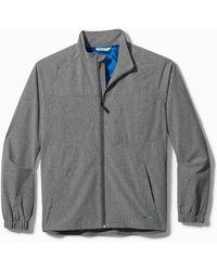 Tommy Bahama Chip Shot Islandzone® Jacket - Gray