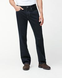 Tommy Bahama Big & Tall New Cayman Island Jeans - Black