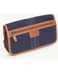 Tommy Bahama - Canvas Hanging Travel Kit - Lyst