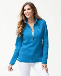 Tommy Bahama - Aruba Half-zip Sweatshirt - Lyst