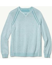 Tommy Bahama - Sun Up, Sun Down Reversible Crewneck Sweater - Lyst