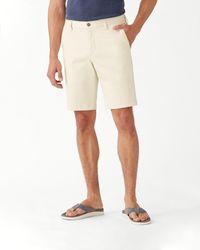 Tommy Bahama Boracay 10-inch Chino Shorts - Natural