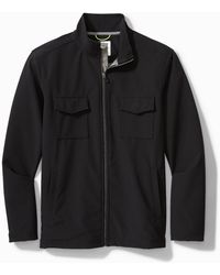 Tommy Bahama Bay Breaker Jacket - Black
