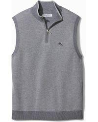 Tommy Bahama Islandzone® Coolside Vest - Gray