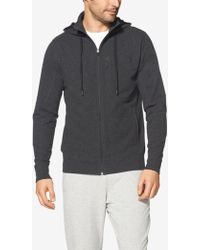 Tommy John Go Anywhere® French Terry Hoodie - Gray
