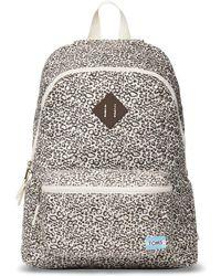TOMS - Natural Bobcat Print Local Backpack - Lyst