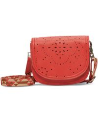 TOMS | Chili Patterned Perf Jetset Hip Pack | Lyst