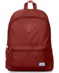 TOMS - Tomato Red Local Backpack - Lyst