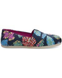 6cd79eb5455 TOMS - Alpargata (birch Terry Cloth (vegan)) Women s Shoes - Lyst