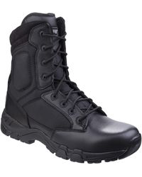 Magnum Unisex Viper Pro 8.0 En Lace Up Safety Boot Black 22415
