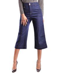 Armani Jeans Jeans Blue 160801