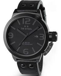 TW Steel Watches Mod. Tw844 - Black