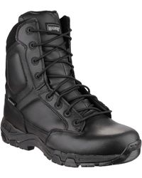 Magnum Unisex Viper Pro 8.0 Waterproof Lace Up Safety Boot Black 22413