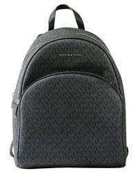 Michael Kors Abbey Large Backpack Black 71947