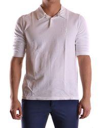 Incotex Polo Shirt White 162150