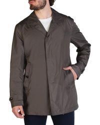 Tommy Hilfiger Trench Coat Grey Tt0tt02668