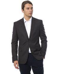 Verri Vgrigiochiaro Blazer Grey Ve995272