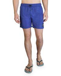 Karl Lagerfeld Swimwear - Blue