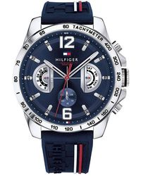 Tommy Hilfiger Analog Dial Watch Blue Th1791476