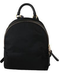 Dolce & Gabbana - Nylon Vulcano Black School Travel Backpack - Lyst
