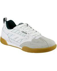 Hi-Tec Squash Trainer White 00546