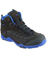 Hi-Tec Unisex Penrith Hiking Boot - Blue
