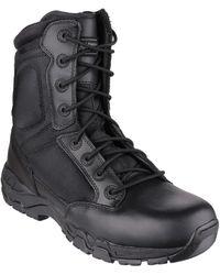 Magnum Unisex Viper Pro 8.0 Sz En Lace Up Safety Boot Black 22414