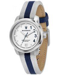 Maserati Grey Royale Quartz Watch