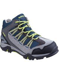 Hi-Tec Unisex Forza Mid Waterproof Hiking Boot - Grey