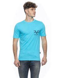 19v69 Italia T-shirt Blue 185307