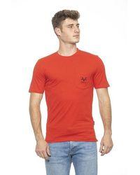 19v69 Italia T-shirt Red 185440