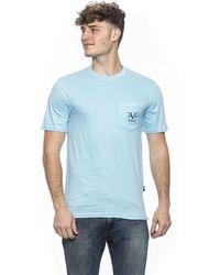 19v69 Italia T-shirt Blue 185342