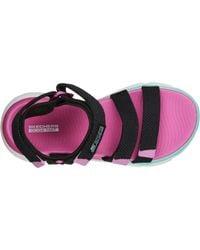 Skechers Max Cushioning Slay Sandal Multicolor 32164
